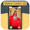 Video Caller ID - Video Ringtone For Incoming Call Zeichen