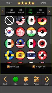 FoxEyes - Change Eye Color screenshot 18