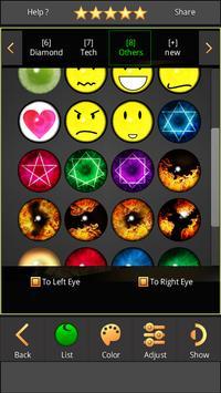 FoxEyes - Change Eye Color screenshot 19