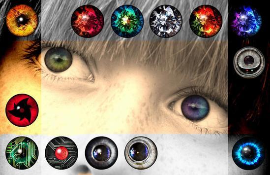 FoxEyes - Change Eye Color screenshot 9