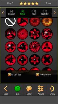 FoxEyes - Change Eye Color screenshot 5