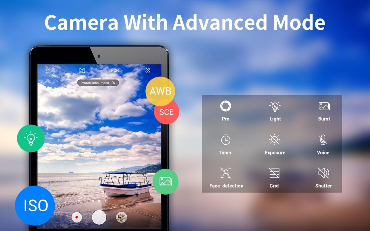 HD Camera Pro & Selfie Camera for Android - APK Download