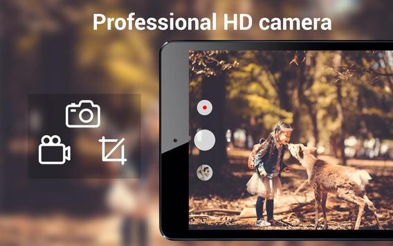 HD Kamera Pro ve Selfie Kamera Ekran Görüntüsü 11