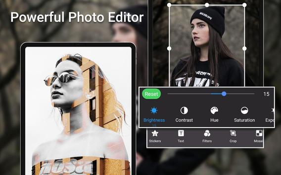 Kamera HD Camera Pro & Selfie screenshot 17