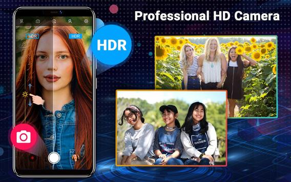 Kamera HD Camera Pro & Selfie screenshot 14