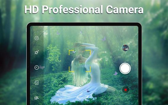 Kamera HD Camera Pro & Selfie screenshot 8