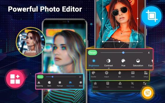 Kamera HD Camera Pro & Selfie screenshot 17