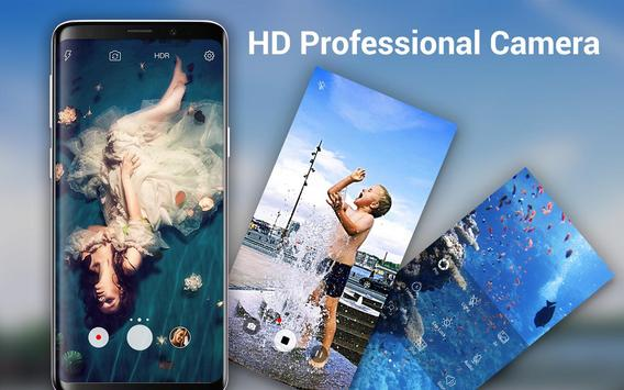 HD Kamera Pro ve Selfie Kamera Ekran Görüntüsü 18