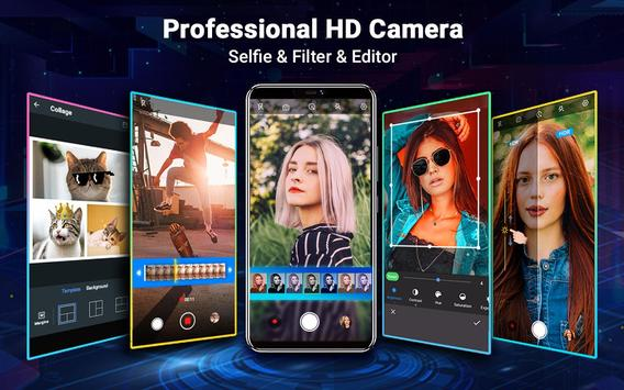Kamera HD Camera Pro & Selfie screenshot 19