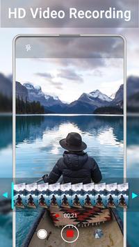 HD Camera Pro & Selfie Camera screenshot 2