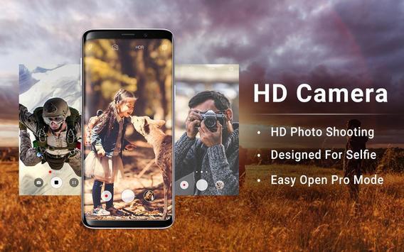 HD Kamera Pro ve Selfie Kamera Ekran Görüntüsü 8