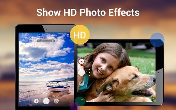 HD Kamera Pro ve Selfie Kamera Ekran Görüntüsü 9