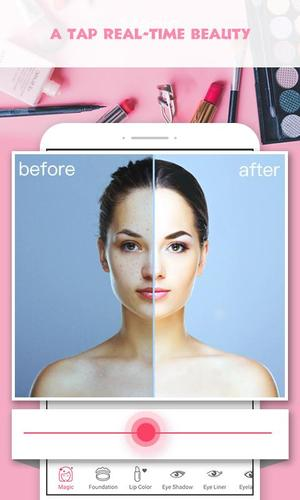 Pretty Makeup For Android