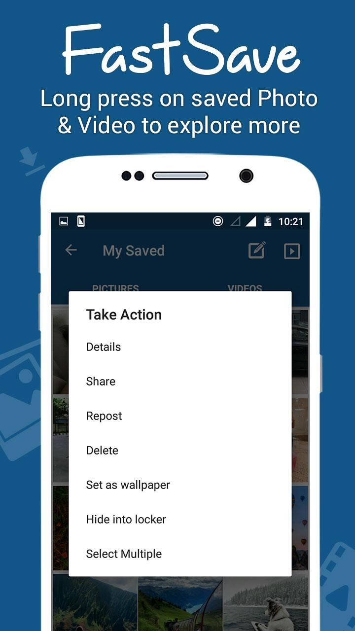 FastSave for Android - APK Download