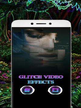 Glitch Video Effects Recorder-HD Live Movie Maker screenshot 7