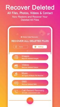 Recover Deleted All Photos, Files and Contacts poster