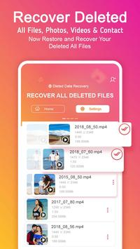 Recover Deleted All Photos, Files and Contacts screenshot 2