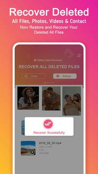 Recover Deleted All Photos, Files and Contacts screenshot 4