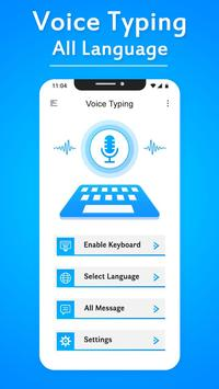 Voice Typing poster