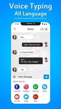Voice Typing screenshot 4