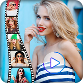Photo Video Maker With Music - Slideshow Maker icon