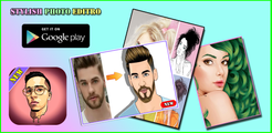 Photo effects and cartoon editor