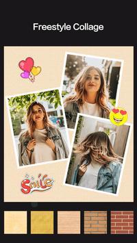 Collage Maker - Photo Collage & Photo Editor Ekran Görüntüsü 6