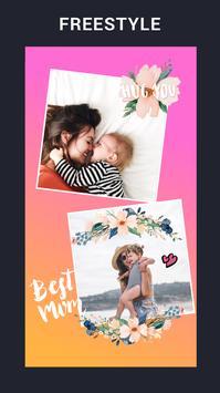 Collage Maker - photo collage & photo editor screenshot 2