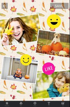 Collage Maker - photo collage & photo editor screenshot 8