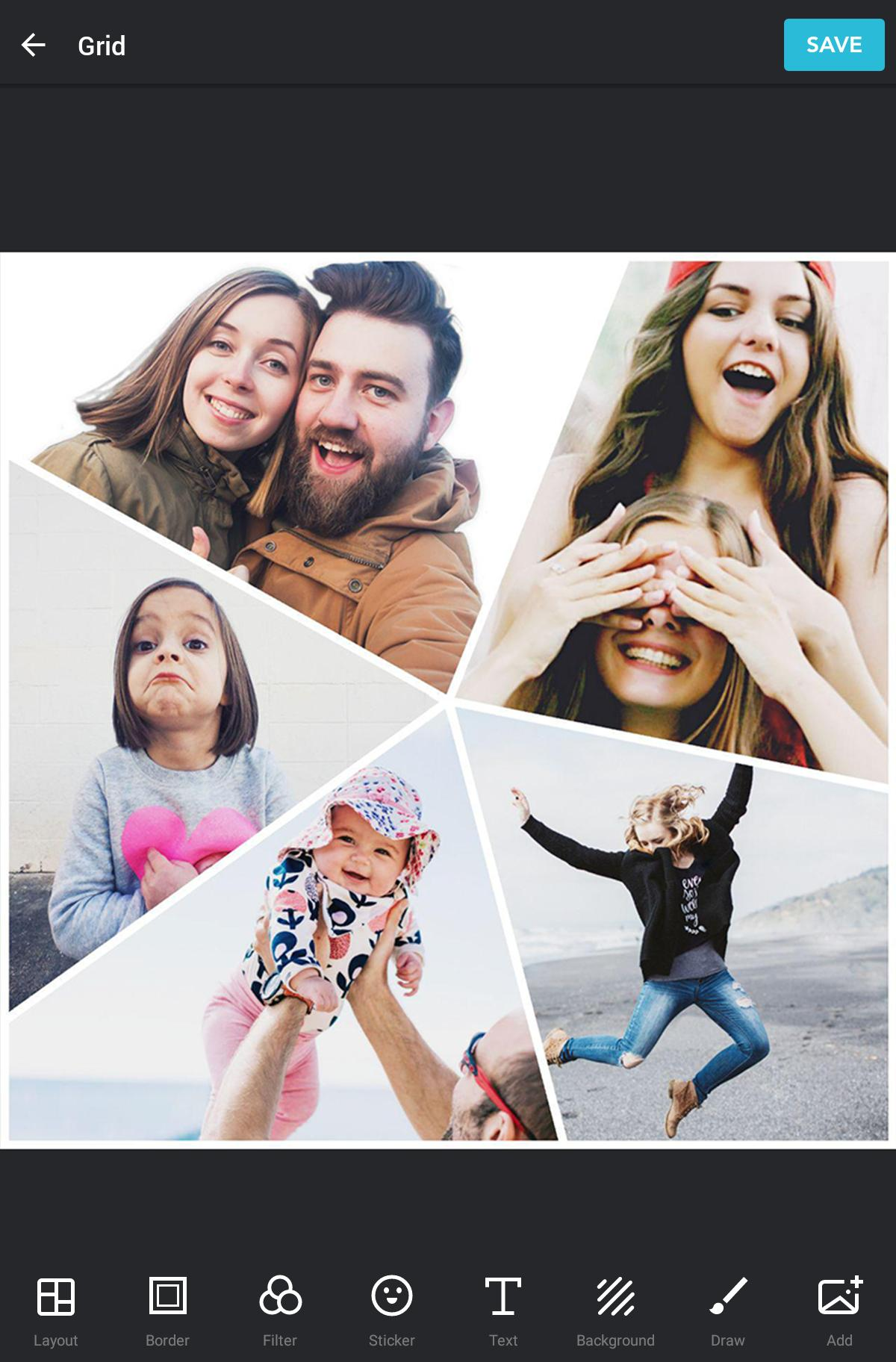 Collage Maker Photo Collage Amp Photo Editor For Android