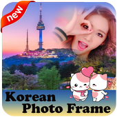 South Korea Photo Frame - Photo Editor icon
