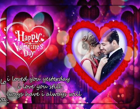 Valentine Day Photo Frames screenshot 4