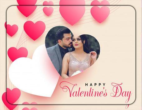 Valentine Day Photo Frames screenshot 6