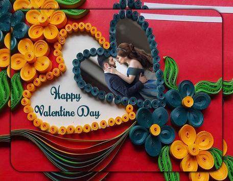 Valentine Day Photo Frames screenshot 1