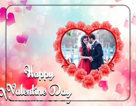 Valentine Day Photo Frames screenshot 2
