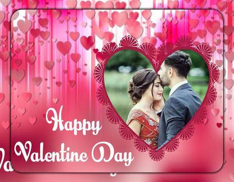 Valentine Day Photo Frames screenshot 3