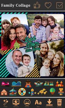 Family Photo Collage Maker screenshot 4