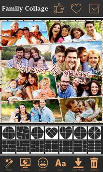 Family Photo Collage Maker screenshot 1