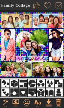 Family Photo Collage Maker screenshot 2