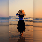 Square Fit-Blur Photo Backgroud&Square Pic Editor-icoon