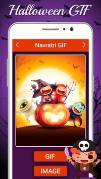 Halloween GIF poster