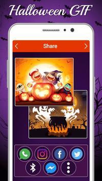 Halloween GIF screenshot 4