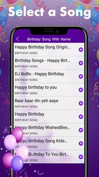 Happy Birthday Song With Name Generator For Android Apk Download