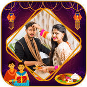 Bhai Dooj Photo Frame icon