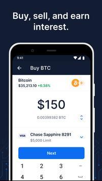 Blockchain.com Wallet - Buy Bitcoin, ETH, & Crypto screenshot 1