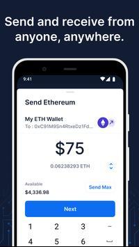 Blockchain.com Wallet - Buy Bitcoin, ETH, & Crypto screenshot 2