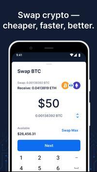 Blockchain.com Wallet - Buy Bitcoin, ETH, & Crypto screenshot 3