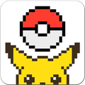 Pixel Pokemon - Color by Number