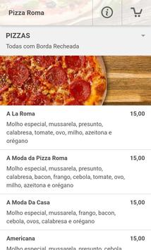 Pizza Roma poster