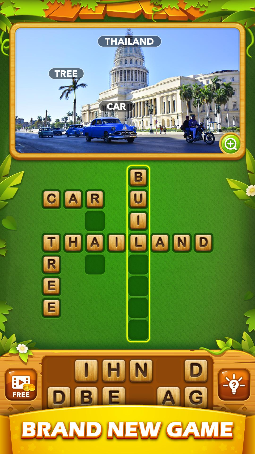 Word Cross Pics Free Offline Word Games Puzzle For Android Apk